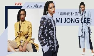 Mi Jong Lee - 素雅而朴质(2020春游)