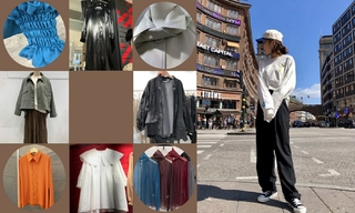 【韓國東大門】簡易|文藝|外套|衣裙