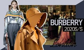 Burberry:进化的英式浪漫(2020春夏)