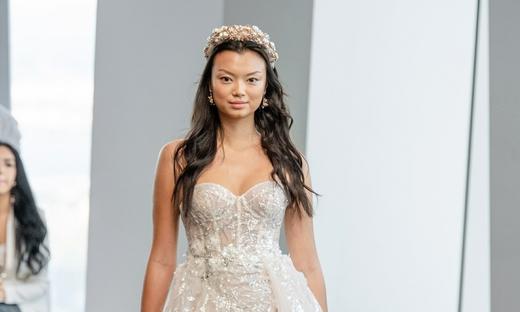 2020秋冬婚紗[Berta]紐約時裝發布會