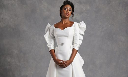 2020秋冬婚紗[Kosibah For Mark Ingram]紐約時裝發布會