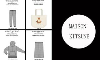 Maison Kitsune - 2020春夏訂貨會(10.28) - 2020春夏訂貨會
