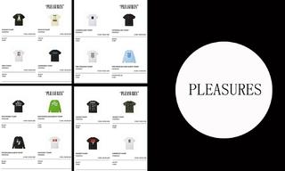 Pleasures - 2020春夏订货会(10.28) - 2020春夏订货会