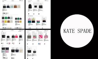 Kate Spade - 2020春夏訂貨會(10.29) - 2020春夏訂貨會