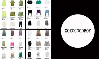 Xoxogoodboy - 2020春夏订货会(11.5) - 2020春夏订货会