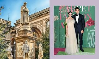 The Green Carpet fashion awards 2019