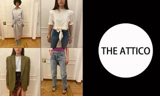 The Attico-2020/21秋冬訂貨會(1.15)