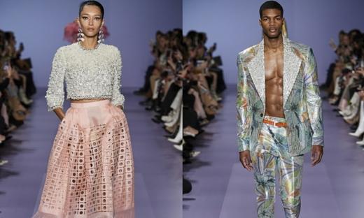 2020春夏高級定制[Georges Hobeika]巴黎時裝發布會