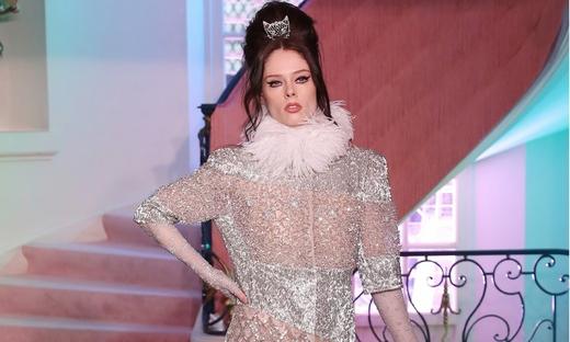 2020春夏高級定制[Ulyana Sergeenko]巴黎時裝發布會