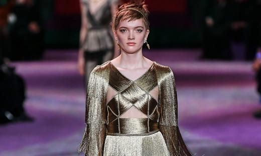 2020春夏高級定制[Christian Dior]巴黎時裝發布會