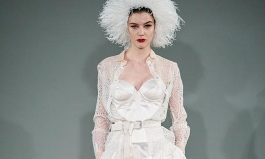 2020春夏高級定制[Alexis Mabille]巴黎時裝發布會
