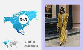 2020/21秋冬 纽约女装时装周—设计元素