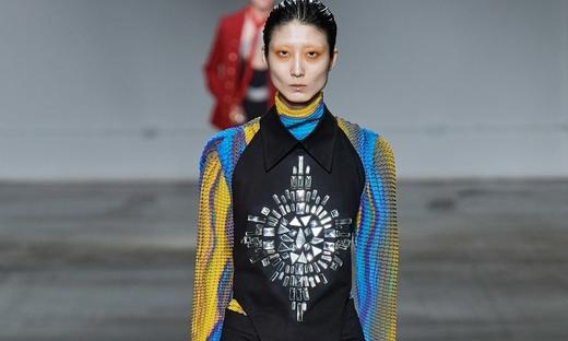 2020/21秋冬[Fashion East]時裝發布會
