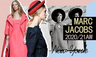 Marc Jacobs:對話記憶的紐約(2020/21秋冬)