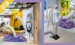 【店鋪賞析】Napapijri  在迪拜購物中心開設旗艦店 & Calvin Klein 巴黎旗艦店