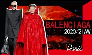Balenciaga:末日警告(2020/21秋冬)