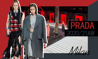 Prada:女性的特質力量(2020/21秋冬)
