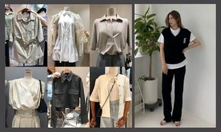 【韓國東大門】中性|耐穿|無袖