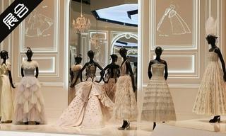 【展會】「Christian Dior, Designer of Dreams」展覽將來到上海舉辦 & 東京 OFFS 畫廊正在舉辦旗下首個虛擬藝術展覽