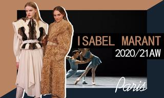 Isabel Marant:柔美與力量(2020/21秋冬)