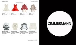 Zimmermann- 2021春夏訂貨會