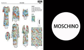 Moschino - 2021春夏訂貨會-2