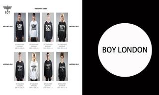 Boy London-2021春夏訂貨會