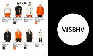 Misbhv- 2021春夏訂貨會