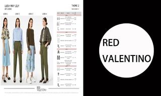 Red Valentino- 2021春夏訂貨會