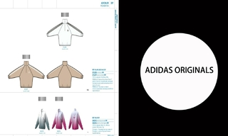 adidas Originals- 2021春夏訂貨會