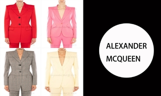 Alexander McQueen- 2021春夏訂貨會