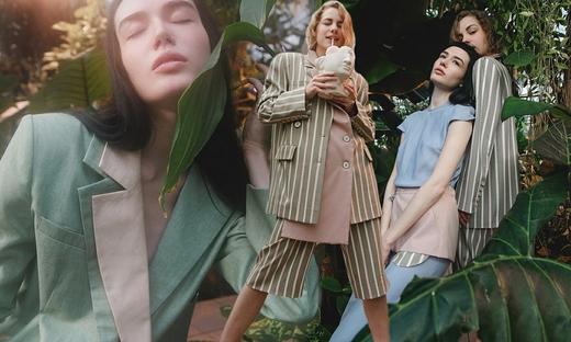 Yana Besfamilnaya - 大膽的時尚幻想