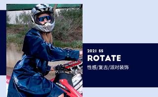 Rotate - 热衷于派对的女孩 (2021春夏 预售款)